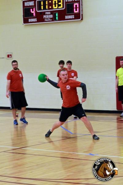 2013 Fall- Dodgeball   Lexington Sports & Social Club