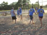 Volleyball Spring 2012