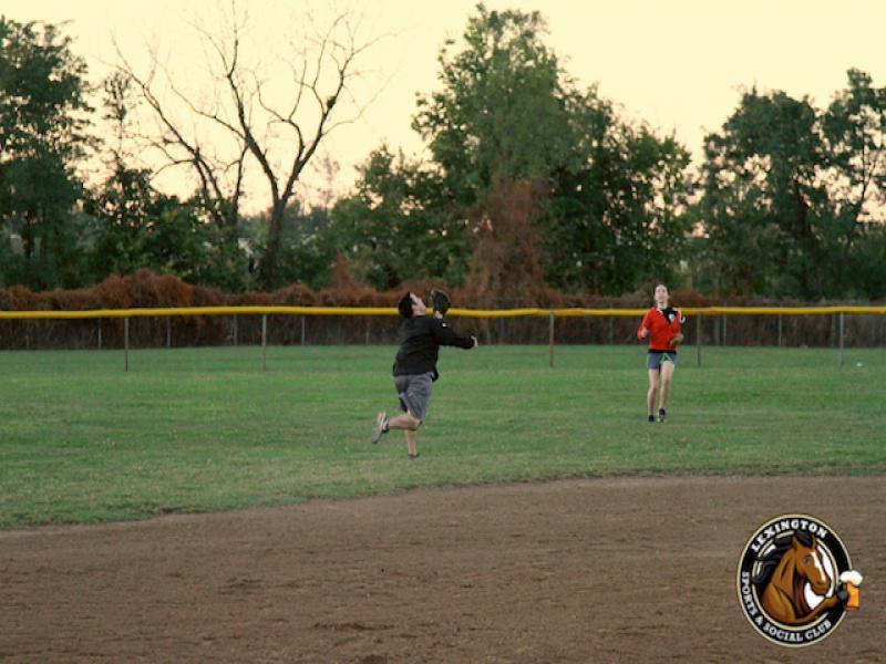 Fall 2013- Tuesday Softball   Lexington Sports & Social Club